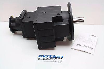 New Lenze Gst07-3nvck-4c Heavy Duty Servo Grade Helical Gear Head 326.331 Ratio
