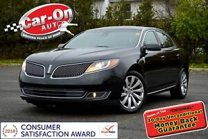 2015 Lincoln MKS Elite AWD LEATHER NAV PANO ROOF LOADED