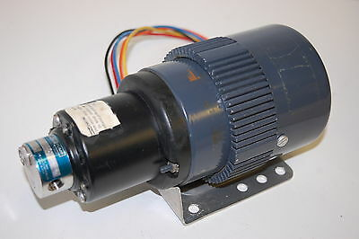 Micropump 81266 Pump With Emerson F33zzfnj-2608 Motor