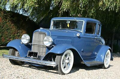 1932 Ford Model B Coupe V8 Hot Rod.Real Henry Steel Car . The Best Available
