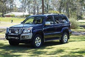 2008 Toyota LandCruiser Wagon Wallalong Port Stephens Area Preview