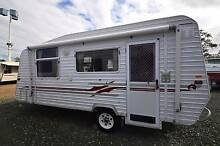 2000 ROMA ELEGANCE 17' SINGLE AXLE FULL VAN Gympie Gympie Area Preview