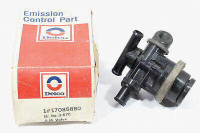 OE 1985 Chevrolet GMC Air Bypass Diverter Valve ~ 17085880