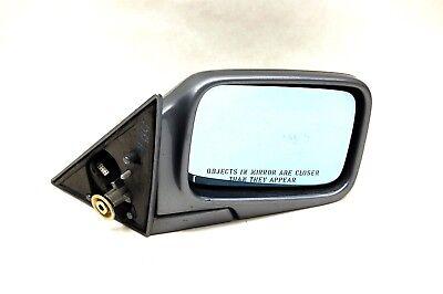 1991 BMW 535i Passenger Right Power Mirror OEM ~br