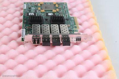 LSI LOGIC LSI7404EP Apple Mac Pro Xserve 4G Quad Port FC +SFP MB843G/A MA465G...