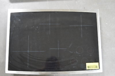 """Electrolux EW30IC60LS 30"""" Stainless Induction 4 Burner Cooktop NOB #28521 HL"""
