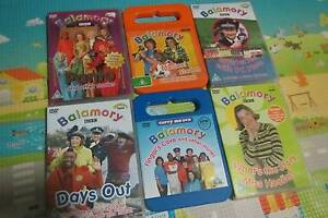 Kids childrens tv show uk Balamory $7 each Ferntree Gully Knox Area Preview