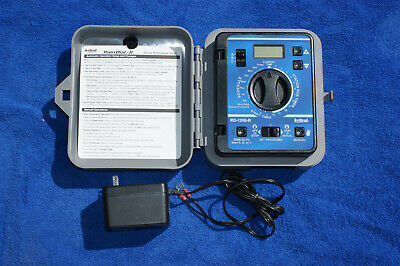 NEW - Irritrol / Hardie Rain Dial RD-1200 R / RD-1200 INT COMPLETE SYSTEM