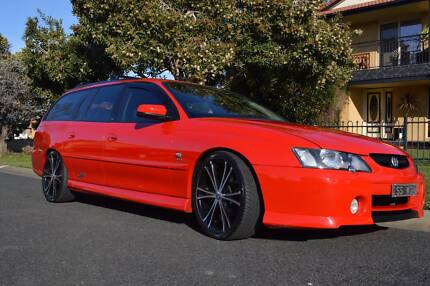 2003 Holden Commodore Wagon SS Wagon 5.7 L V8 6 Speed Callala Bay Shoalhaven Area Preview
