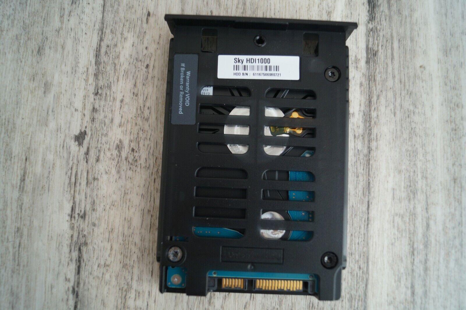 Seagate 1TB Festplatte Model: SDC001