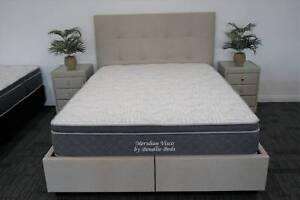 Brand new (floor stock) Aust made Queen mattress – Meridian Visco