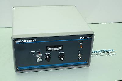Sonobond Fc5010b Ultrasonic Welder Power Supply 70w Output