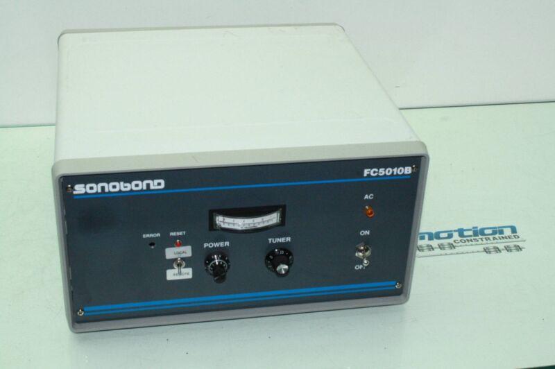 Sonobond FC5010B Ultrasonic Welder Power Supply 70W Output