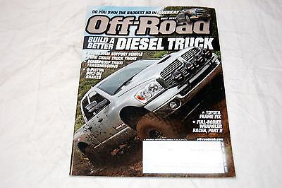 OFF-ROAD Magazine July 2011 Issue Build A Better Diesel Truck