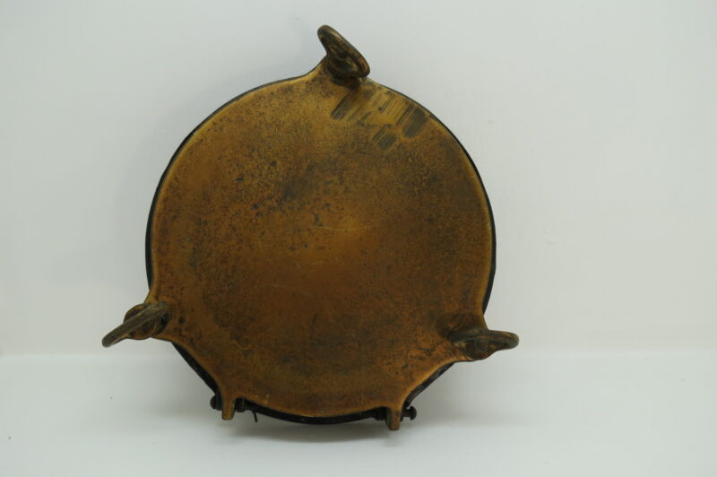 7+ INCH BRONZE DECK PLATE HATCH COVER PORTHOLE  PORT SHIP BOAT BRASS (#900)