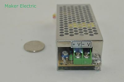 Regulated Ce Mini Size 3a Ms-15-5 Small Switching Power Supply 15w 5v