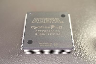 Ep2c8q208i8n Altera Fpga Cyclone Ii Family 8256 Cells 402mhz 1.2v 208 Pin Pqfp