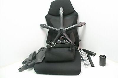 Homefun Ergonomic Office Chair High Back Executive Desk Adjustable Black