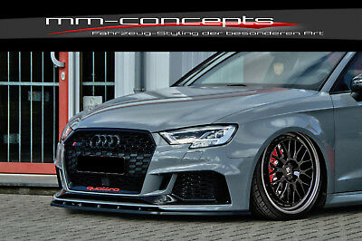 audi rs3 tuning teile. Black Bedroom Furniture Sets. Home Design Ideas