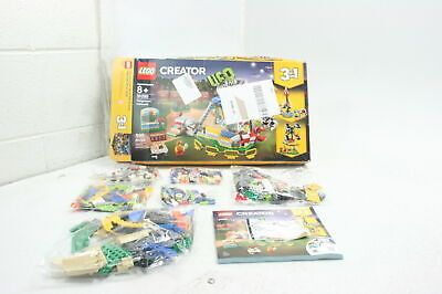 SEE NOTES LEGO Creator 3in1 Fairground Carousel 31095 Building Kit 595 Pieces