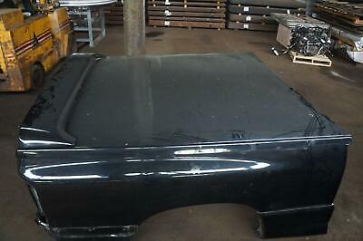 Pickup Box Bed Tonneau Cover Panel w/Spoiler Black Dodge Ram 1500 SRT10 2004-06