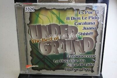 Rio Bravo, Rene Carrera, Reggae Sam The Best of Underground ,2003,Music CD