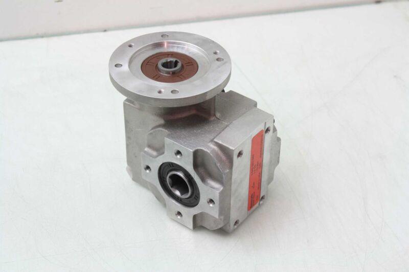Rexroth Bosch 3-842-503-065 Worm Gear Reducer 10:1 Ratio / 11mm Shaft Diameter