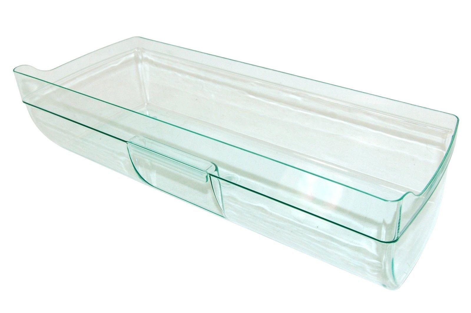 AEG Kühlschrank Gemüsebehälter gross links 2247068246 transparentblau