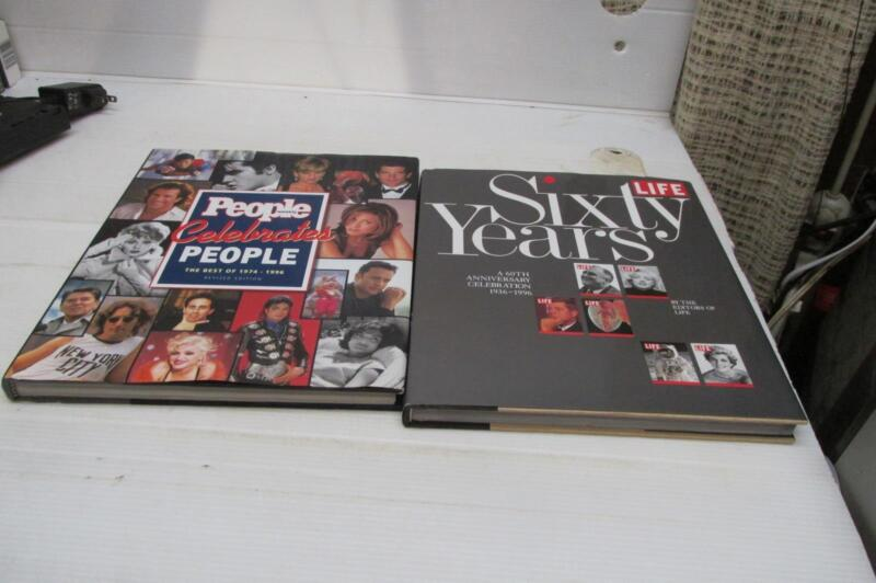 Life Sixty Years Anniversary,People Weekly Celebrates People Best Of 74 -96 HB
