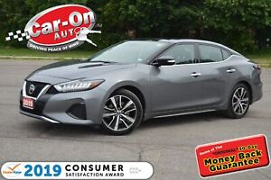 2019 Nissan Maxima SL LEATHER NAV PANO ROOF HTD SEATS LOADED