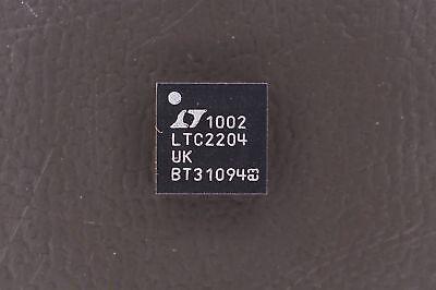 Ltc2204iukpbf Linear Tech Analog To Digital Converter Adc 16bit Single 48-qfn
