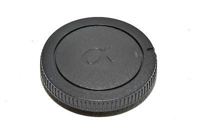 Bouchon de remplacement cache boitier pour Sony Alpha  a100 a200 a300 a700 a900