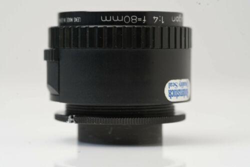 Rodenstock 80mm f4 Rodagon Enlarging Lens N5709
