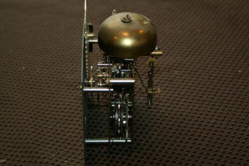 Franz Hermle Movement 261-080A, 31CM For Zaanse Dutch Clock