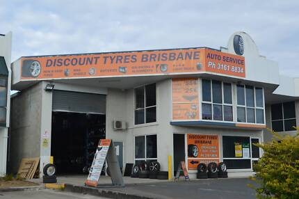 BRAND NEW  & USED TYRES - CHEAP - ALL SIZES - INCL FITT & BALANCE Virginia Brisbane North East Preview