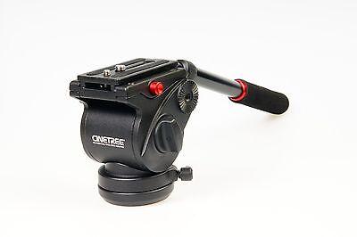 Konova Cinetree Universial Video Camera Fluid Tripod Head 1206 for DSLR