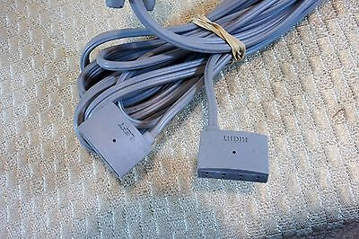 BOSE 321 SPEAKER CABLE WIRE - LIGHT GREY for sale  Saint Petersburg