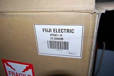 Fuji Regenerative Blower Vfd41-h