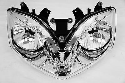Mutazu Premium Quality Headlight Assembly Fits Honda Cbr 600 F4i 2001 2007