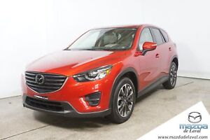 2016 Mazda CX-5 GT tech awd cuir gps bluetooth