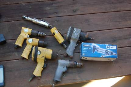 New and used air tools , drills , impact gun ,die grinder ,chisel Pomona Noosa Area Preview