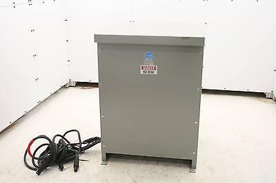 American Electric AEC Dry Transformer 3x21SDBAX 3 x 21 kVA  120/208Y x 577/1000Y