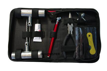 BOGBUSTER TYRE PUNCTURE REPAIR KIT 31 PCE RECOVERY 4X4 OFF ROAD Beldon Joondalup Area Preview