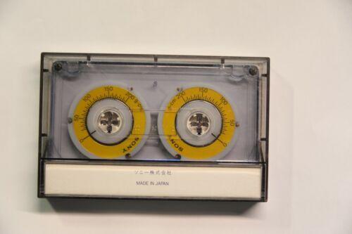 Sony staticTorque Meter Test Tape CQ-201B Used