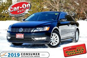 2015 Volkswagen Passat 2.0 TDI Highline DIESEL LEATHER NAV SUNRO