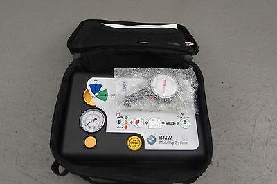 2007 BMW 328i E93 E92 E90 BMW Tire Mobility Kit Set 71102333674 Air Compressor