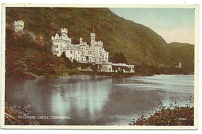 IRELAND - KYLEMORE CASTLE, CONNEMARA   Postcard