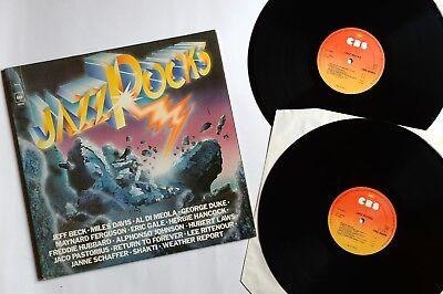 Jazz Rocks - 2 LP´s - Promo - NL - FOC - 1977 - CBS