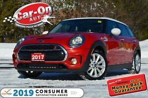2017 Mini Clubman Cooper S ALL4 LEATHER PANO ROOF HTD SEATS LOAD