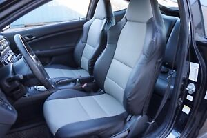 acura rsx leather seat covers ebay rh ebay com Integra Seat Covers for Leather 2013 MDX Seat Covers